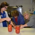 Grow Appalachia canning class