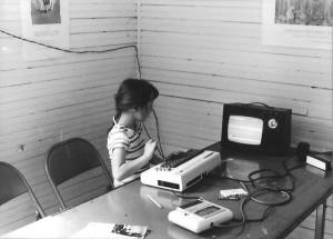 VIC 20 fDay Camp 1985
